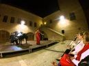 La espectacular Cristina Ramos canta La Primorosa en el Castillo de Marcilla