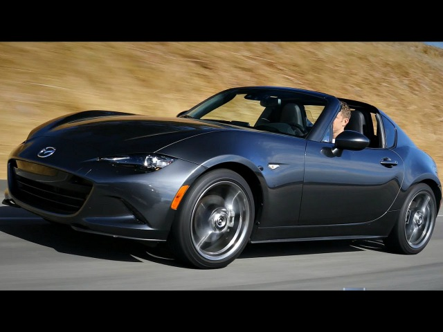 2017 Mazda MX-5 Miata - Review and Road Test