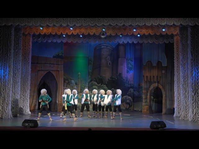 Танец Пастухов (Çobanlar reqsi)
