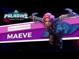 Paladins - Champion Teaser - Maeve, of Blades