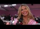 ROMEE STRIJD Backstage Interview | VICTORIA'S SECRET 2016 in Paris by Fashion Channel