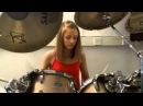 Drum Cover Fluorescent Adolescent Arctic Monkeys By Ella Hall Tamworth