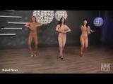 Канадские ведущие голыми станцевали украинский танец Велике дякую за підтримку! Україна переможе! СУГС