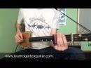 How to play Hoochie Coochie Man on a cigar box guitar