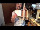 How to Notch the Neck for Your Cigar Box Guitar