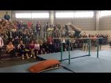 Невероятное выступление 91 летней художественной гимнастки