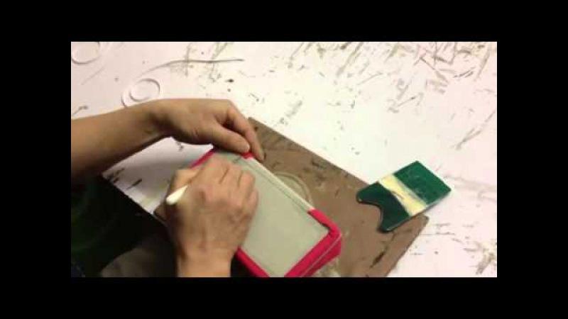 Clutch bag install zipper tool