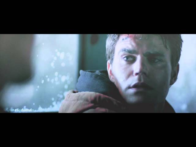 You bailed on me. | Stefan Damon (7x17)