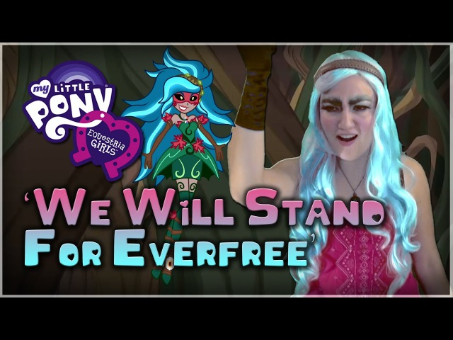 We Will Stand For Everfree - MLP - Nola Klop Cover