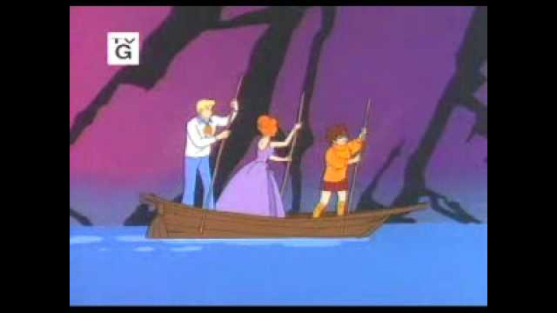 1972 The New Scooby-Doo Movies Intro S1