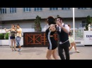 Summer Fest Pre-Party Circle Terrace / Salsa dance Video 5