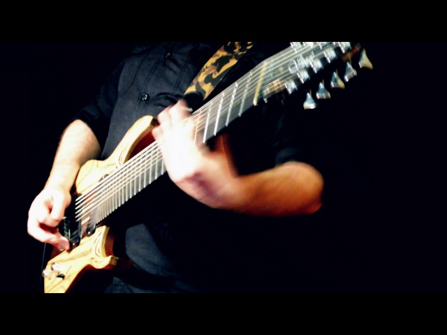 EMMURE - Torch - Instrumental Cover By Alan Malcolm