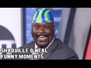 Shaquille O'Neal FUNNY MOMENTS Part 1