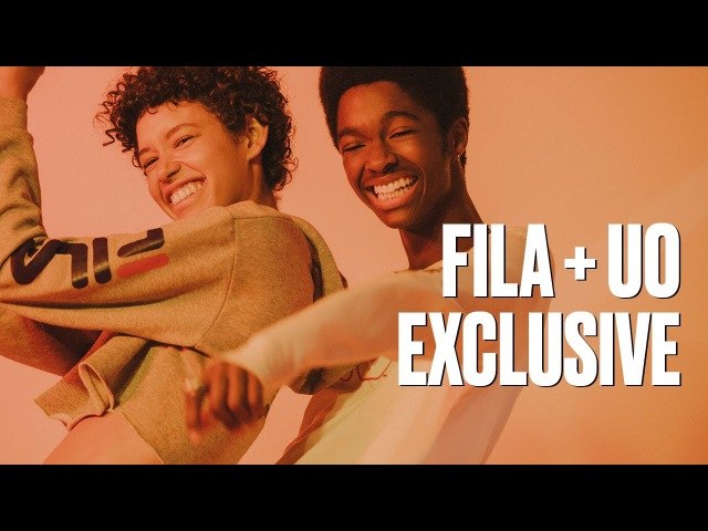 Practice to Perfection — Fila UO Basketball Collection