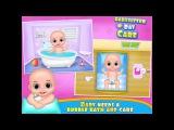 Little baby daycare - babysitter game for Children