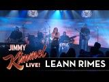 Leann Rimes Performs