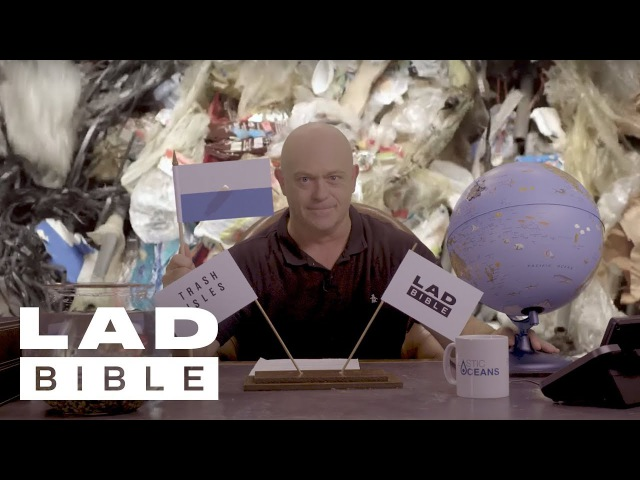 Trash Isles LADbible Claims The World's First Country Made Of Trash With Ross Kemp