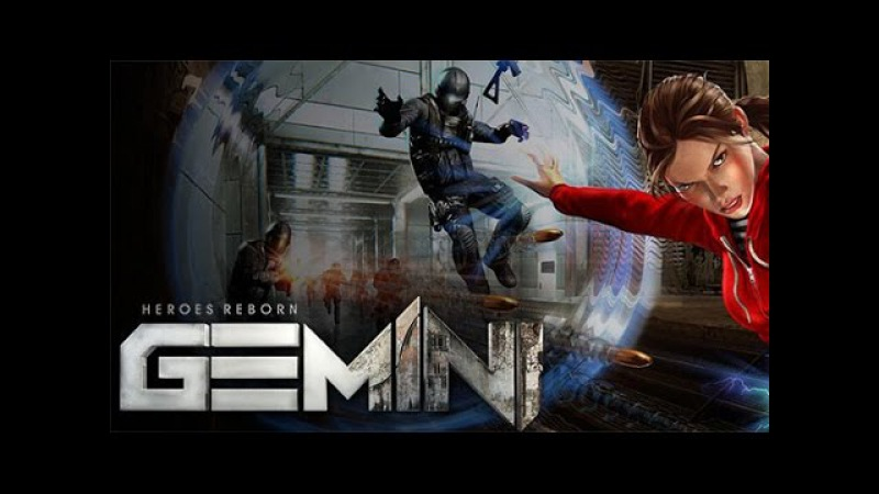 Gemini - Heroes Reborn. Хождение сквозь время, телекинес и многое другое 1