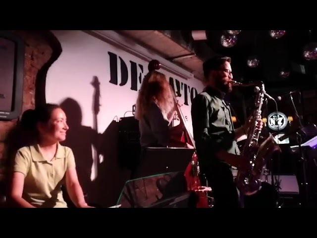 Migrations (Chris Potter) by Masala Quartet ft Дарья Шорр Максим Фролов