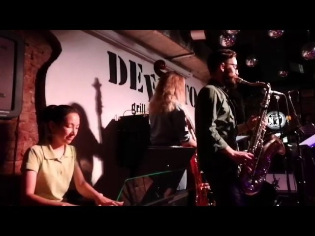 The Next Step (Kurt Rosenwinkel) by Masala Quartet ft Дарья Шорр Максим Фролов