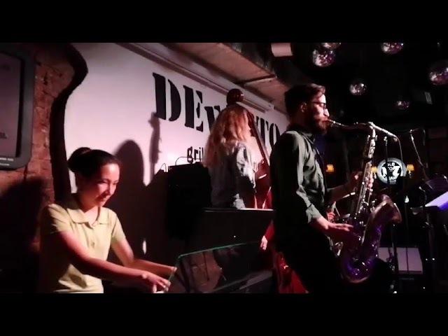 Song for Difang (Kenny Garrett) by Masala Quartet ft Дарья Шорр Максим Фролов