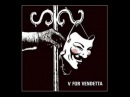 V For Vendetta (David J) - This Vicious Cabaret - 12'' - 1984