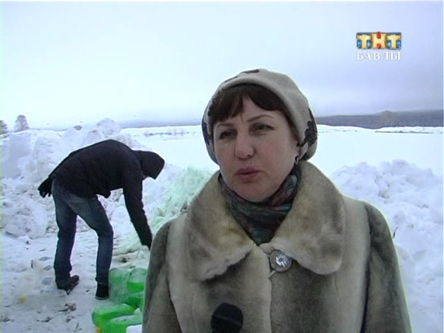 В Бавлах уничтожена партия стеклоомывающей жидкости - репортаж бавлинского телевидения