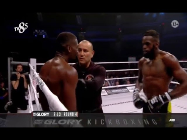 Glory 44 Chicago - Cedric Doumbé vs Murthel Groenhart