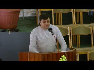 Бондаренко Юрий Спасение дар Божий 16.10.2016 церковь Вифания