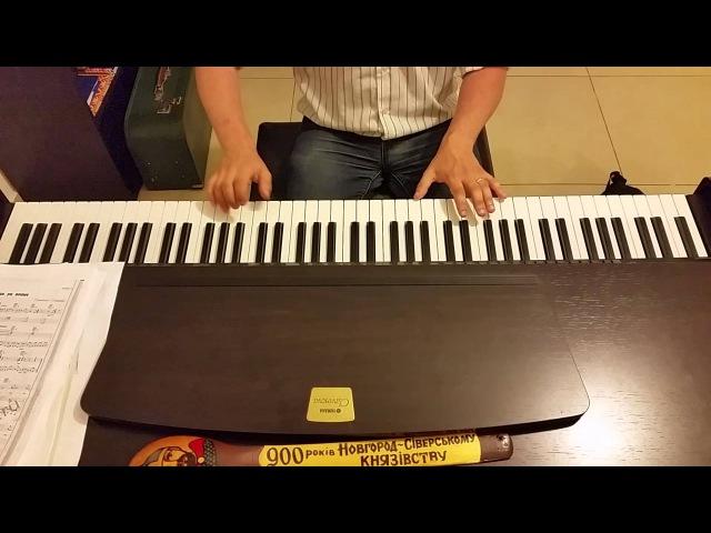 Танец маленьких утят little duck dance - piano cover исполнение на пианино кавер » Freewka.com - Смотреть онлайн в хорощем качестве