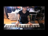 Ralph Vaughan Williams - 49th parallel theme song - piano cover