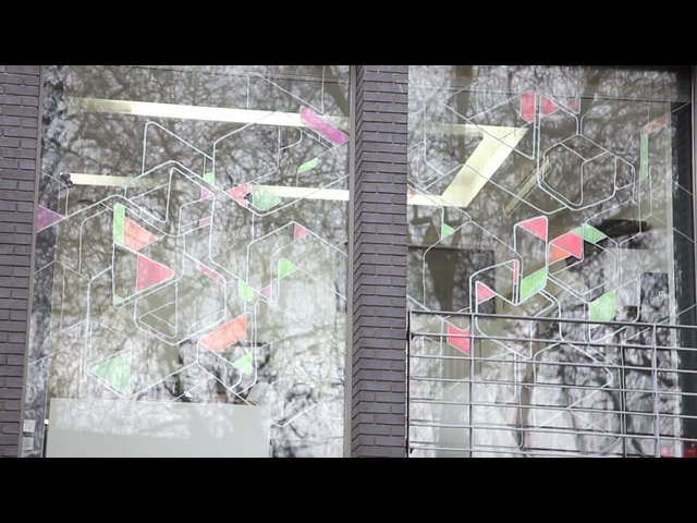 Hoxton Window Project: Charles Williams