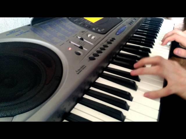 Noize MC Вселенная бесконечна piano cover