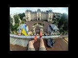 Палац Потоцьких   #NO_LIMITS #roof_lviv