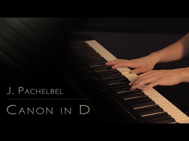 Johann Pachelbel - Canon in D \\ Jacobs Piano