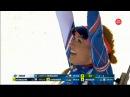 Gabriela Koukalova beats Dahlmeier wins sprint GOLD VM Hochfilzen 2017