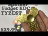 TYZEST Spinner Fidget EDC $29.99