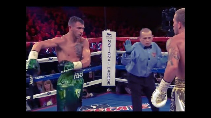 Vasyl Hi-Tech Lomachenko Highlights HD