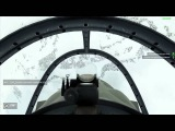 Ил-2 Штурмовик. Битва за Сталинград. Динамичный бой на Ла-5.