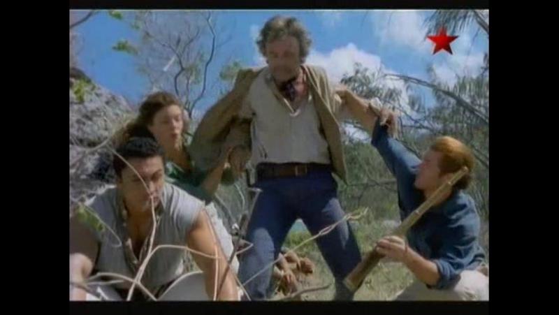 Полинезийские приключения (Легенды южных морей) — Tales of the South Seas (1998). 15 серия