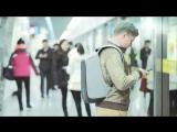 XD Design Bobby - Городской рюкзак для ноутбука с USB-зарядкой и системой против краж