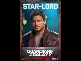 Peter Quill  Star-Lord  GUARDIANS OF THE GALAXY VOL. 2  2017