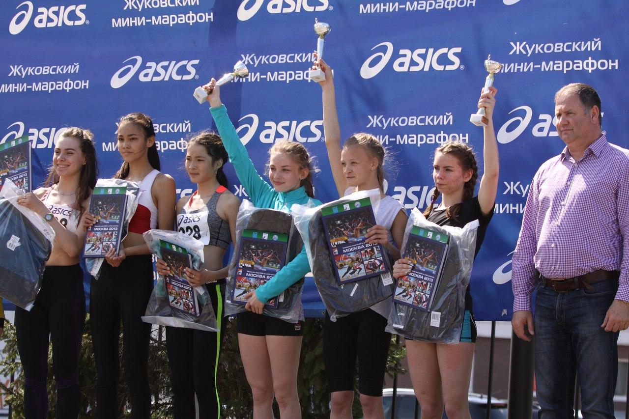 Легкоатлетическая эстафета «Мини экиден» для коломенцев прошла успешно, фото Коломна Спорт