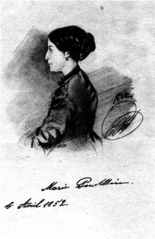 Мария Александоровна Пушкина (Гартунг)