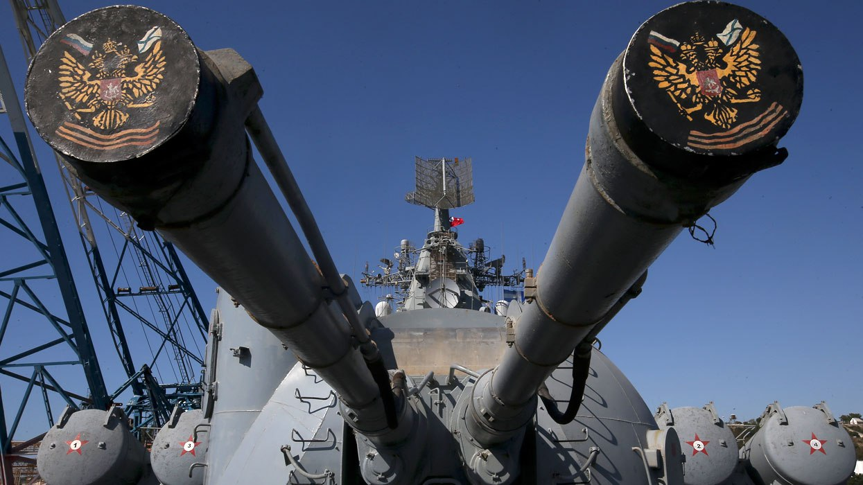 ракетный крейсер (ГРКР)