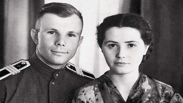 Любовь на всю жизнь: Юрий и Валентина Гагарины