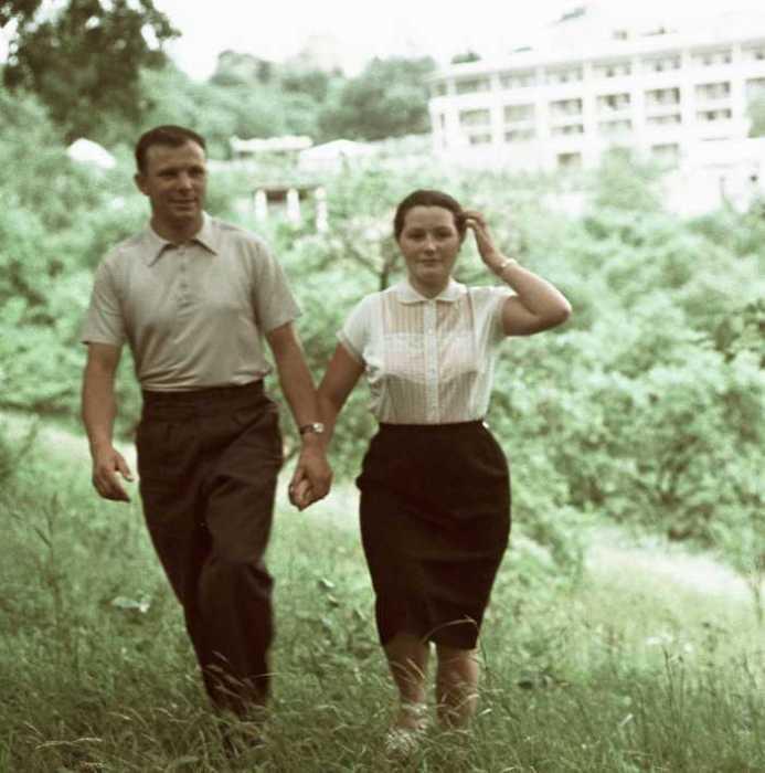 Юрий и Валентина