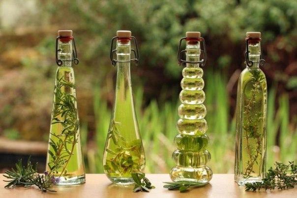 Травяные настои и настойки для волос