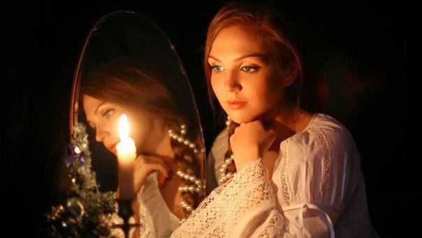 Обычай завешивать зеркало у славянских народов