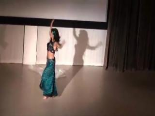 New egyptian style  -  رقص شرقي  oriental bellydancer najla 7838